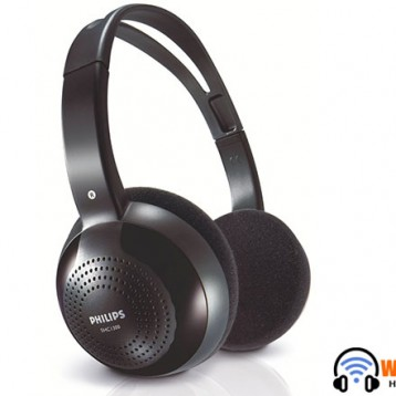 Philips SHC1300 Wireless Headphone