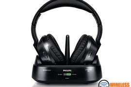 Philips SHC8575 Wireless Headphone